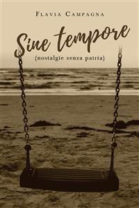 Cover Sine tempore (nostalgie senza patria)