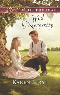 Cover Wed By Necessity (Mills & Boon Love Inspired Historical) (Smoky Mountain Matches, Book 10)