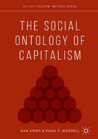 Cover The Social Ontology of Capitalism