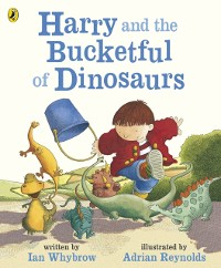 Cover Harry and the Bucketful of Dinosaurs
