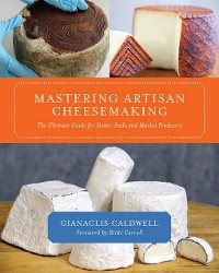 Cover Mastering Artisan Cheesemaking