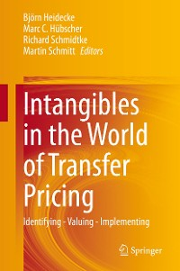 Cover Intangibles in the World of Transfer Pricing