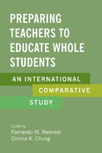 Cover Preparing Teachers to Educate Whole Students