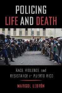Cover Policing Life and Death