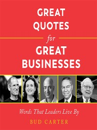 Cover Great Quotes for Great Businesses