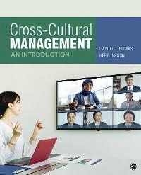 Cover Cross-Cultural Management