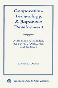 Cover Cooperation, Technology, And Japanese Development