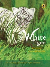 Cover White Tiger