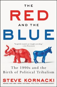 Cover Red and the Blue