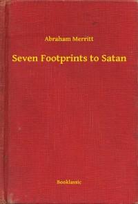 Cover Seven Footprints to Satan