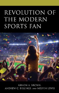 Cover Revolution of the Modern Sports Fan