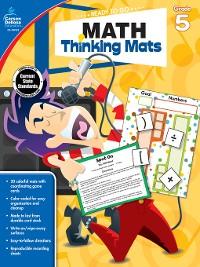 Cover Math Thinking Mats, Grade 5