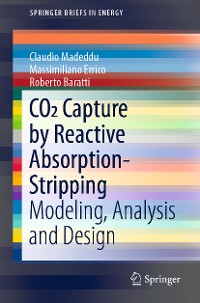 Cover CO2 Capture by Reactive Absorption-Stripping