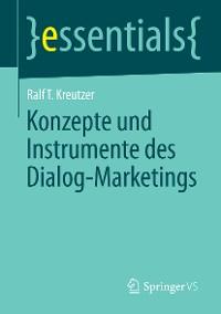 Cover Konzepte und Instrumente des Dialog-Marketings