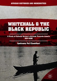 Cover Whitehall and the Black Republic