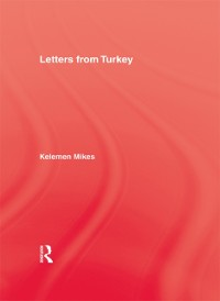 Cover Letters From Turkey