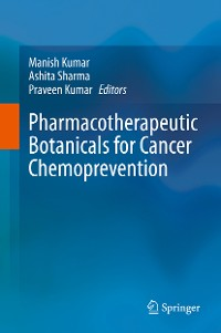 Cover Pharmacotherapeutic Botanicals for Cancer Chemoprevention