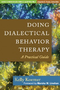 Cover Doing Dialectical Behavior Therapy
