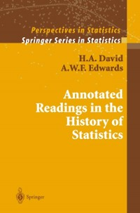 Cover Annotated Readings in the History of Statistics