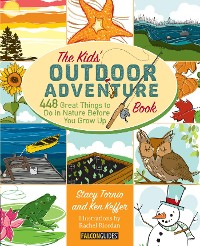 Cover Kids' Outdoor Adventure Book