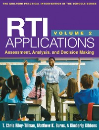 Cover RTI Applications, Volume 2