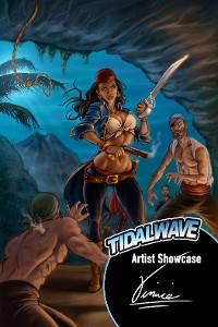 Cover TidalWave Artist Showcase: Vinnie Tartamella