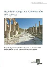 Cover Neue Forschungen zur Kuretenstrasse in Ephesos