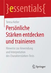 Cover Persönliche Stärken entdecken und trainieren