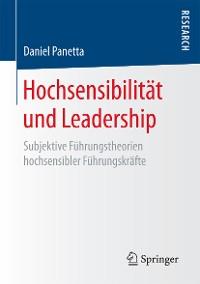 Cover Hochsensibilität und Leadership