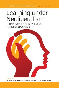 Cover Learning Under Neoliberalism