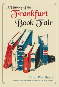 Cover A History of the Frankfurt Book Fair