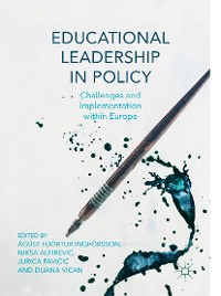 Cover Educational Leadership in Policy