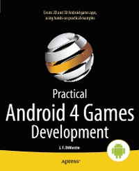 Cover Practical Android 4 Games Development
