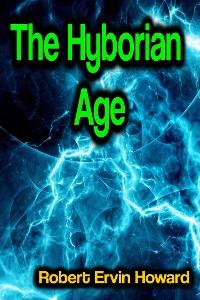 Cover The Hyborian Age