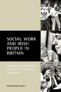 Cover Social work and Irish people in Britain