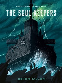 Cover The Soul Keepers Series, Book 1