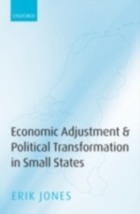 Cover Economic Adjustment and Political Transformation in Small States