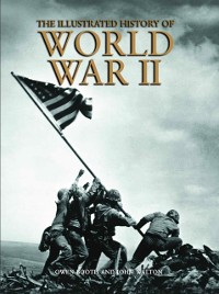 Cover Illustrated History of World War II