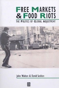 Cover Free Markets and Food Riots