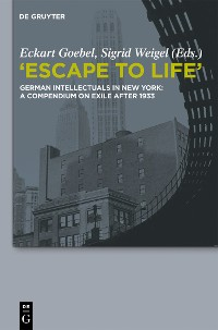 "Cover ""Escape to Life"""