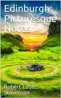 Cover Edinburgh: Picturesque Notes
