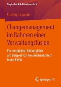 Cover Changemanagement im Rahmen einer Verwaltungsfusion