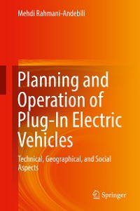 Cover Planning and Operation of Plug-In Electric Vehicles
