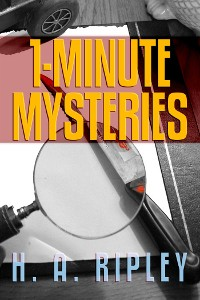 Cover 1-Minute Mysteries