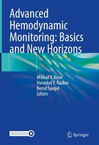 Cover Advanced Hemodynamic Monitoring: Basics and New Horizons