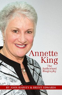 Cover Annette King