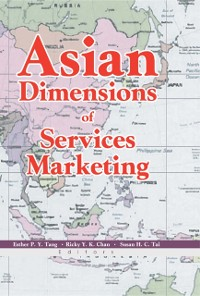 Cover Asian Dimensions of Services Marketing