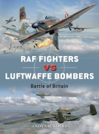 Cover RAF Fighters vs Luftwaffe Bombers