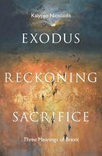 Cover Exodus, Reckoning, Sacrifice