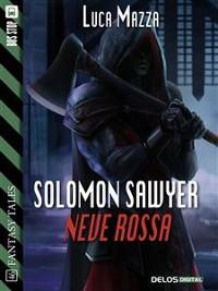 Cover Solomon Sawyer - Neve rossa
